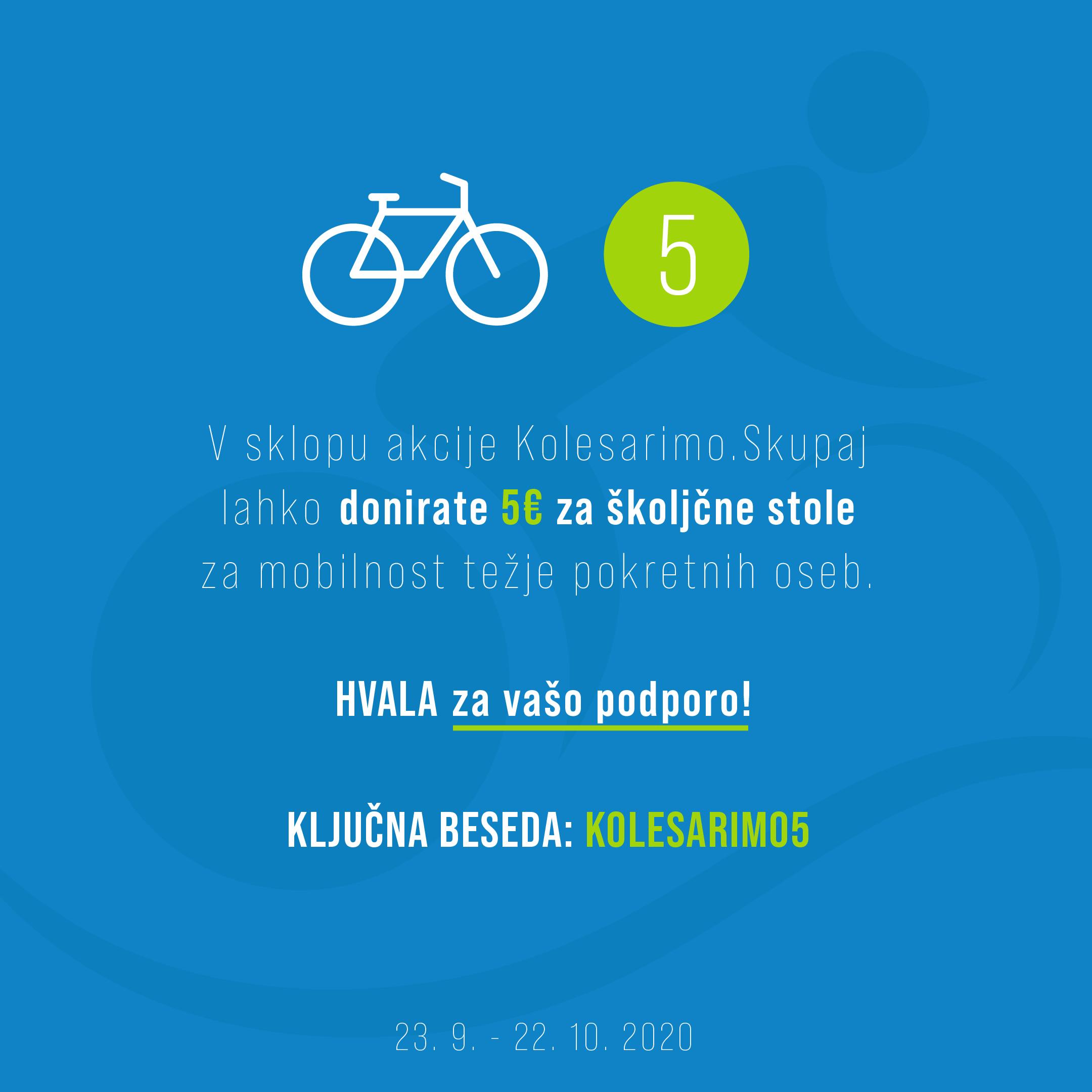 SMS donacije